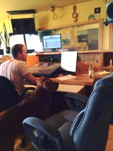 Bean supervising sound engineer